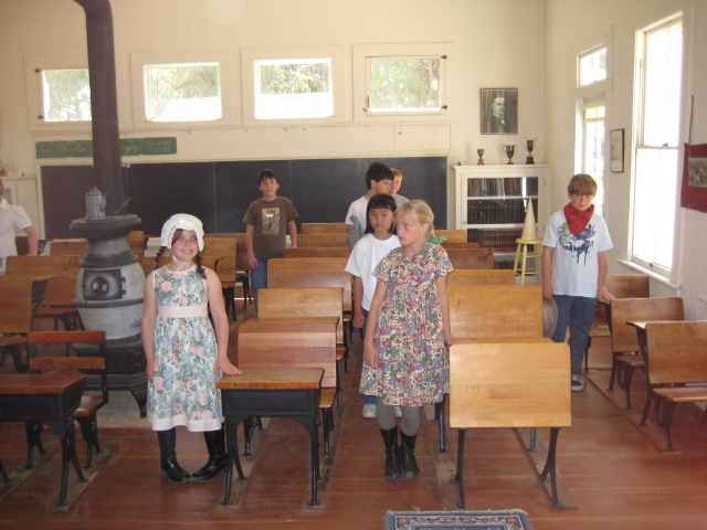 La Gloria School Tours